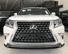 Bán xe Lexus GX460 Luxury đời 2021, màu trắng, xe nhập giá 5 tỷ 860 tr tại Hà Nội