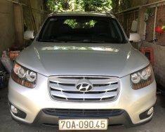Bán xe gia đình nhập Hyundai Santafe MLX cuối 12/2009 2.0 AT dầu đẹp giá 508 triệu tại Tp.HCM