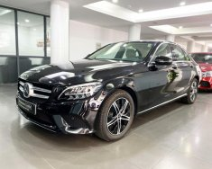 Cần bán gấp Mercedes C180 đời 2020, màu đen giá 1 tỷ 366 tr tại Hà Nội