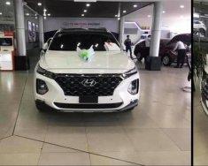 Bán Hyundai Santa Fe năm 2020, màu trắng giá 1 tỷ tại Gia Lai