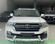 Cần bán xe Toyota Land Cruiser 4.6 VXS năm 2020, màu trắng, nhập khẩu nguyên chiếc giá 6 tỷ 480 tr tại Hà Nội