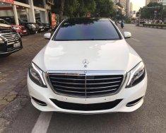 Cần bán Mercedes S500 2016, màu trắng giá 3 tỷ 530 tr tại Hà Nội