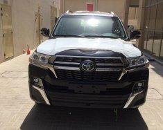 Bán Toyota Land Cruiser VXS 5.7 MBS đời 2020, màu đen, nhập khẩu chính hãng giá 9 tỷ 135 tr tại Tp.HCM