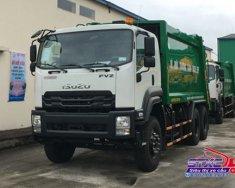 Xe ép rác 20 khối ISUZU FVZ34QE4 giá 500 triệu tại Tp.HCM