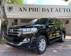 Cần bán lại xe Toyota Land Cruiser vx 4.6 đời 2016, màu đen, nhập khẩu chính hãng giá 3 tỷ 350 tr tại Hà Nội