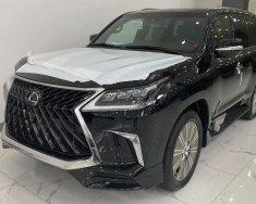 Cần bán xe Lexus LX 570 Super Sport 2020, màu đen, nhập khẩu chính hãng giá 8 tỷ 960 tr tại Tp.HCM
