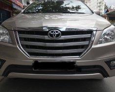 Bán Toyota Innova 2014, màu bạc ghi giá 443 triệu tại Tp.HCM