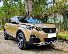 Cần bán xe Peugeot 3008, sx 2018, số tự động, màu vàng cát giá 898 triệu tại Tp.HCM