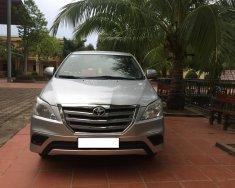 Cần bán Toyota Innova 2.0E đời 2016, màu bạc, chính chủ giá 415 triệu tại Hà Nội