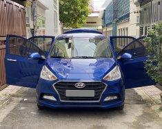 Bạn Hyundai I10 2019 tự động màu xanh bản full rất mới giá 358 triệu tại Tp.HCM