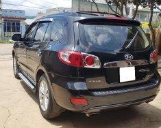 Cần bán Hyundai Santa Fe 2007, màu đen, còn mới, giá tốt giá 406 triệu tại Tp.HCM