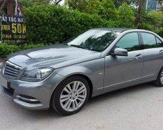 Bán Mercedes C250 màu xám 2013 tự động xe gia đình kỹ giá 688 triệu tại Tp.HCM