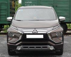 Xe nhà cần bán Mitsubishi Xpander 2019, số tự động, màu nâu giá 587 triệu tại Tp.HCM