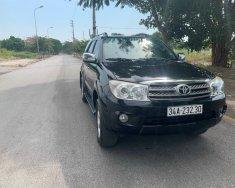 Gia đình lên đời cần bán Toyota Fortuner SX 2010 giá 520 triệu tại Hải Dương