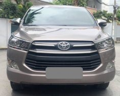 Gia đình tôi cần bán Toyota Innova 2017, số sàn, màu xám giá 565 triệu tại Tp.HCM