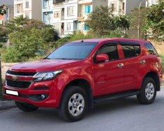 Tôi cần bán Chevrolet Trailblazer 2018, tự động, máy dầu, màu đỏ giá 698 triệu tại Tp.HCM