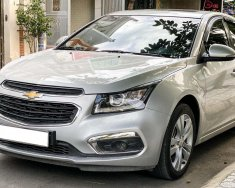 Mình cần bán Chevrolet Cruze 2018 LTZ, tự động, màu bạc giá 398 triệu tại Tp.HCM
