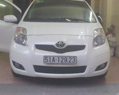 Bán Toyota Yaris đời 2010, màu trắng, như mới, giá 370tr giá 370 triệu tại Tp.HCM