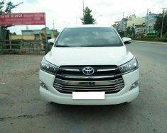 Gia đình cần bán Toyota Innova 2017 G, tự động, màu trắng. giá 638 triệu tại Tp.HCM