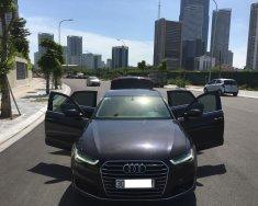 Audi A6 2016 màu xám đen, đẹp như mới giá 1 tỷ 330 tr tại Hà Nội