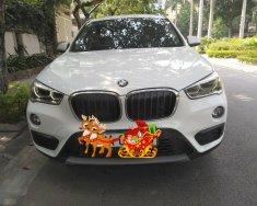 Trắng không tỳ vết - BMW X1 2016 trắng nhập Khẩu giá 1 tỷ 50 tr tại Hà Nội
