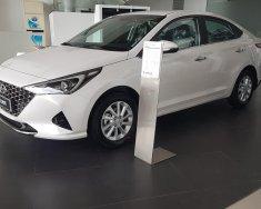 Bán ô tô Hyundai Accent AT 2021, màu trắng giá 505 triệu tại Gia Lai