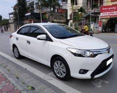 Cần bán xe Vios 2018, bản G, số tự động, màu trắng còn mới tinh giá 483 triệu tại Tp.HCM