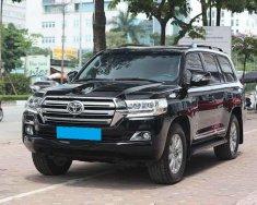 Mình cần bán Toyota Land Cruiser 2015 XV, tự động Full, màu đen giá 3 tỷ 460 tr tại Tp.HCM