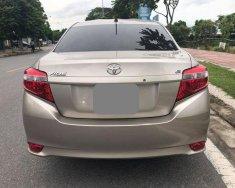 Bán lại Toyota Vios 2017 số sàn, màu vàng cát giá 362 triệu tại Tp.HCM
