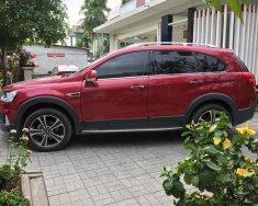 Tôi cần bán Chevrolet Captiva 2016 LTZ, tự động, màu đỏ giá 518 triệu tại Tp.HCM