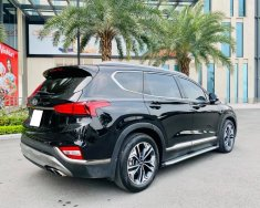 Cần bán xe Santafe 2020 Full xăng, bản cao cấp Premium, màu đen cực mới giá 1 tỷ 166 tr tại Tp.HCM