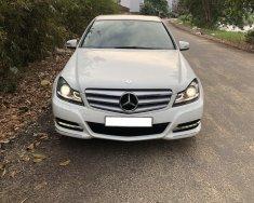 Nhà bán ô tô Mercedes C200 2012, màu trắng giá 566 triệu tại Tp.HCM