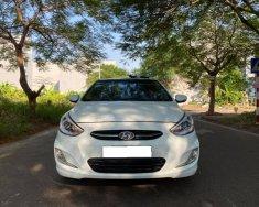 Nhà cần bán ô tô Hyundai Accent 2015, nhập Nhật, màu trắng giá 332 triệu tại Tp.HCM