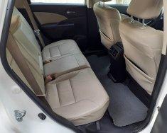 Gia đình bán Honda CRV 2015 mẫu mới, số tự động 2.0, màu trắng giá 715 triệu tại Tp.HCM