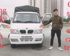 Cần bán xe Xe tải 500kg - dưới 1 tấn thùng mui bạt 2020, màu trắng giá 157 triệu tại Hà Nội