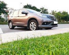 Gia đình cần bán Honda CRV 2013 AT, màu xám hồng giá 593 triệu tại Tp.HCM