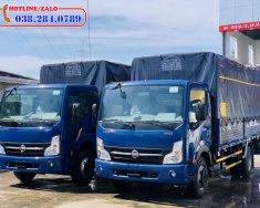 Xe tải Vinamotor Nissan 3,5 tấn thùng bạt giá 440 triệu tại Bình Dương