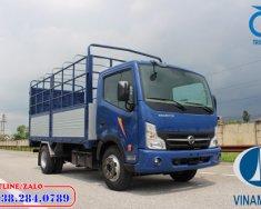 Xe tải Vinamotor Nissan 1,9 tấn thùng bạt giá 440 triệu tại Bình Dương