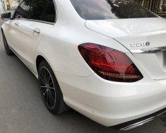 Cần bán xe Mercedes C200 Exclusive 2020, màu trắng mới như xe hãng giá 1 tỷ 686 tr tại Tp.HCM