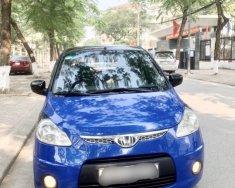 Cần bán xe Hyundai Grand i10 MT 1.0 số sàn 2009, màu xanh lam,Nhập khẩu,Gia đình sử dụng giá 165 triệu tại Hà Tĩnh