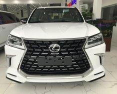 Cần bán xe Lexus LX 570 Super Sport S 2021, màu trắng Trung Đông giá 9 tỷ 100 tr tại Hà Nội
