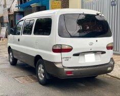 Gia đình cần bán bán tải Huyndai Starex  2004, số sàn, 800kg, màu trắng giá 172 triệu tại Tp.HCM