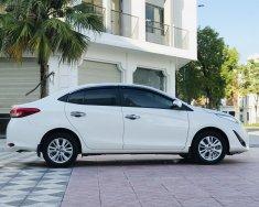 Mình bán Toyota Vios 2019, tự động, dòng G, màu trắng giá 543 triệu tại Tp.HCM