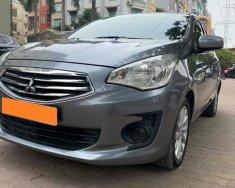 Gia đình bán Mitsubishi Attrage 2017, số sàn, nhập Thái Lan, màu xám giá 296 triệu tại Tp.HCM
