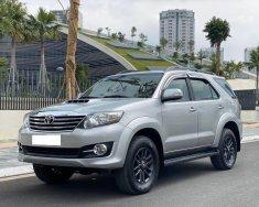 Gia đình cần bán xe Fortuner 2016, số sàn, máy dầu, màu bạc, còn mới tinh giá 696 triệu tại Tp.HCM