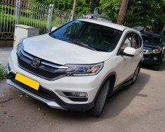 Bán Honda CRV 2015 bản 2.0 AT, màu trắng cực chất giá 675 triệu tại Tp.HCM