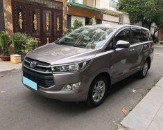 Gia đình mình cần bán lại Toyota Innova 2019, số sàn, màu xám giá 656 triệu tại Tp.HCM