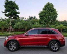 Mình cần bán Mercedes GLC 200 2020, số tự động, màu đỏ giá 1 tỷ 686 tr tại Tp.HCM