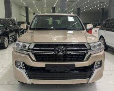 Duy nhất 1 xe màu vàng Toyota Land Cruiser 5.7 VXS 2021 mới 100%, xe giao ngay giá 8 tỷ 150 tr tại Hà Nội