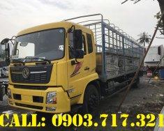 Đại lý chính thức chuyên bán xe tải Dongfeng Hoàng Huy 8 tấn B180 mới Euro 5 giá 955 triệu tại Đồng Nai